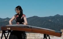 古筝名曲欣赏《枫桥夜泊》|神声古筝877JT九天仙女