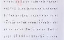 《蕉窗夜雨》|古筝考级曲谱(七级)