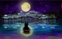 《春江花月夜》古筝谱 《春江花月夜》古筝弹奏视频