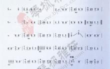 《汉江韵》|古筝考级曲谱(十级)