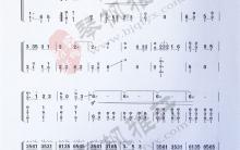《春到湘江》|古筝考级曲谱(十级)