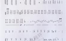 《樱花》|古筝考级曲谱(六级)