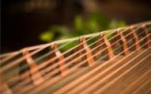 古筝琴弦保养与断裂更换相关问题