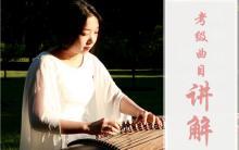 古筝考级曲目弹奏演示讲解「二级:秋芙蓉」(讲解)